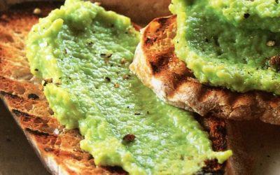 Broad-bean (Fava) Purée