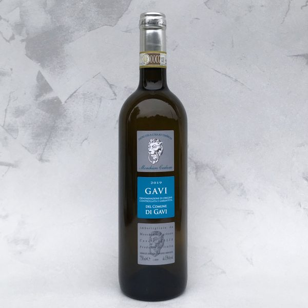 Gavi di Gavi bottle