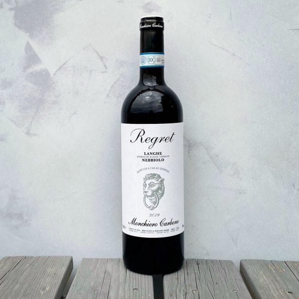 Nebbiolo bottle fron label