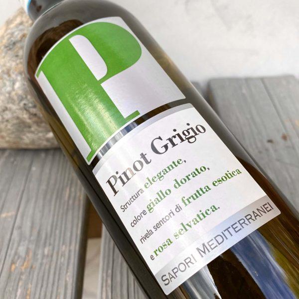 Pinot G Venezie front label