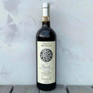 Barolo Cerretta bottle